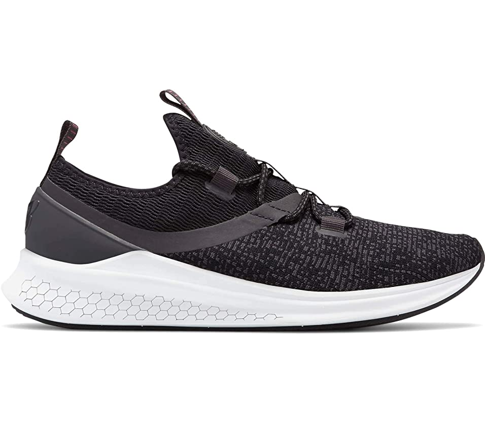 ピーブ概して持参New Balance(ニューバランス) レディース 女性用 シューズ 靴 スニーカー 運動靴 Fresh Foam LAZR v1 Sport - Phantom/Black/White Munsell/Dragon Fruit 8.5 B - Medium [並行輸入品]