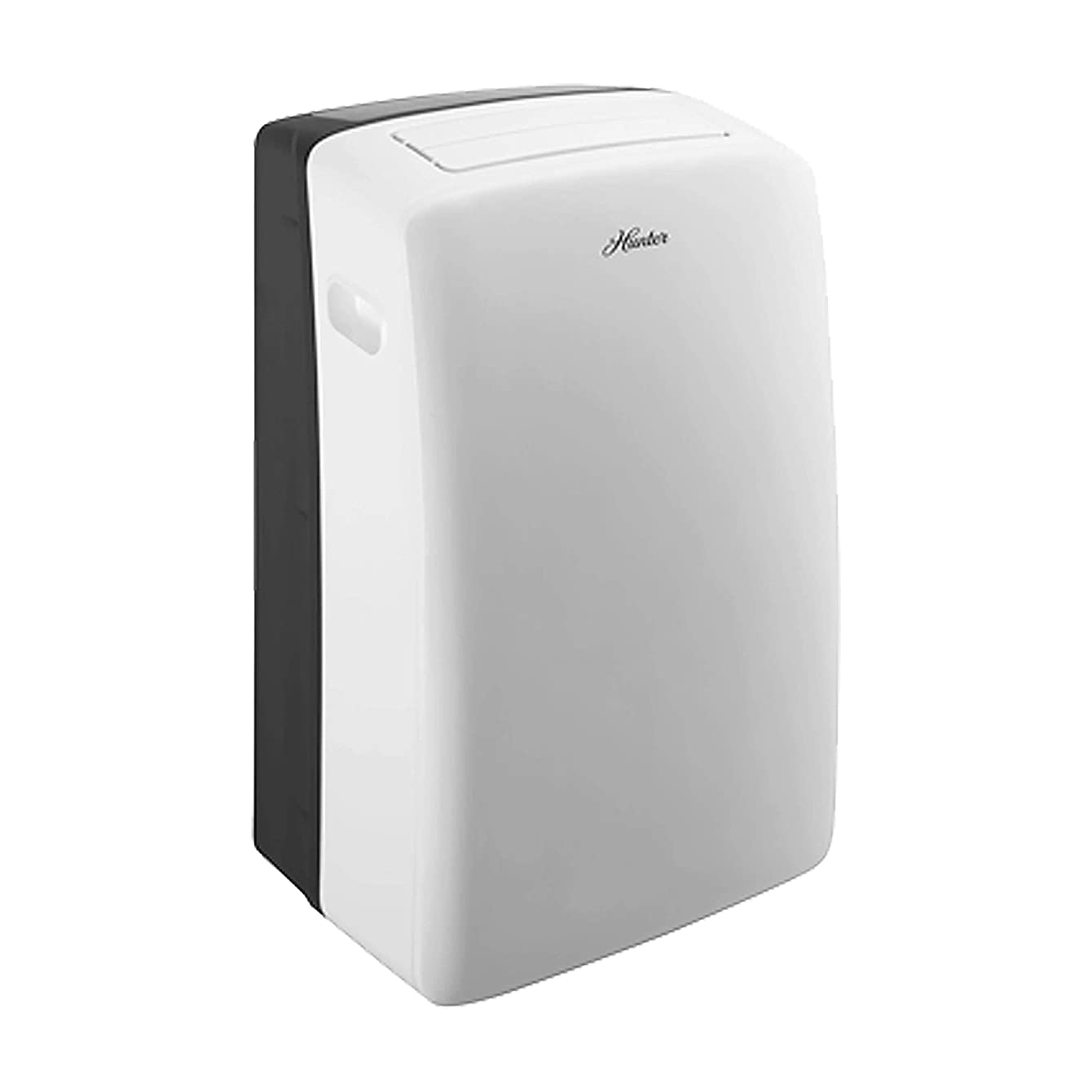 Hunter Fan Company HPAC-12C150 Hunter 12,000 (7,000 BTU DOE) Portable Air Conditioner for Rooms Up to 400 Sq. Ft, Remote Control, Built-in Dehumidifier, LED Display Screen, White