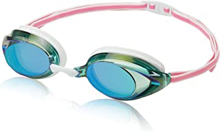Speedo Women's Swim Goggles Mirrored Vanquisher 2.0