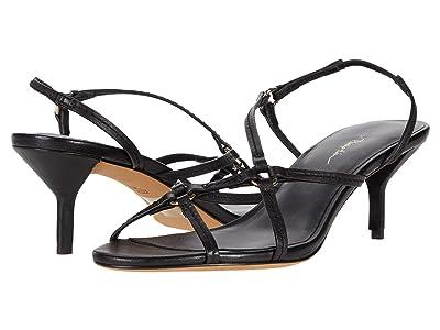 3.1 Phillip Lim Louise 60 mm Strappy Sandal (Black) Women