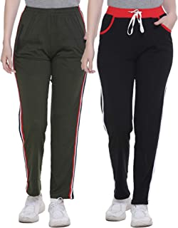 69GAL Women Trackpant (831WP2_P$_Pack of 2)