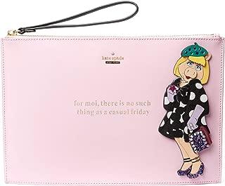 Kate Spade Miss Piggy Collection Britta Novelty Wristlet