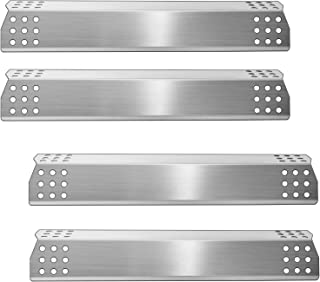 Folocy Grill Heat Plates Shield Heat Tent Burner Cover BBQ Gas Grill Replacement Parts for Sunbeam Grillmaster 720-0697, 7...