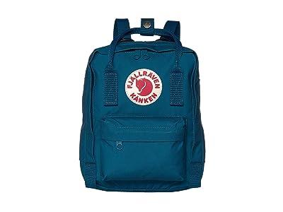 Fjallraven Kanken Mini (Glacier Green) Backpack Bags