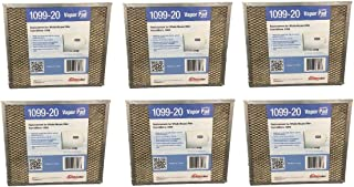6 PACK (CASE) OF GENERALAIRE 1099-20, 7047 Replacement Evaporator Filter Pads