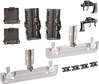 Siwdoy W10712395 Rack Adjuster Kit Compatible with Whirlpool Dishwasher Adjuster PS10065979 AP5957560 W10350375 W10250159
