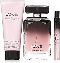 Sofia Vergara Love Fragrance Set, 3 Count