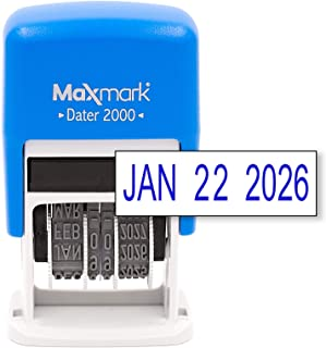 Best large self inking date stamp Reviews
