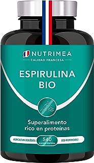 Espirulina Ecológica Suministro para 6 Meses | 540