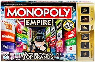 Hasbro Monopoly Empire Board Game - B5095