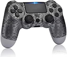 $30 » ZHCWM Wireless Controller for PS-4,with Dual Vibration Game Joystick,Compatible with PS-4/Pro/Slim Console