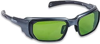 Lazerlenz Premium IPL Medical Laser Safety Eyewear - Intense Pulsed Light Photofacial Wrap-Around Frame 190-1200 nm for Doctors Nurses and Laser Technicians