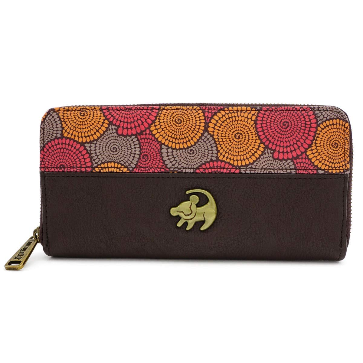 Loungefly x The Lion King African Floral Mini Backpack