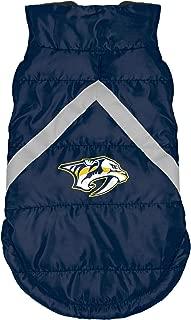 Littlearth NHL Unisex NHL Pet Puffer Vest