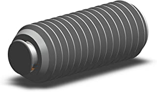 Fairlane MTBU-16035-FC-35UR Threaded Design Swivot 35 Dur Sof-Top M16 x 2.0 x 35 mm