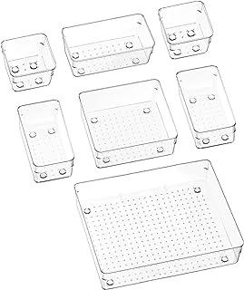 Puricon (7 sztuk plastikowych szuflad, system porządkowania