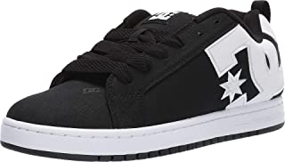 Mens DC Shoes Court Graffik Nubuck Lace Up Low Top...