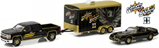 Greenlight 1: 64 Hitch & Tow Hollywood - Smokey & The Bandit II 3Piece Set Diecast Vehicle