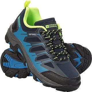 Mountain Warehouse Softshell Kids Sneakers - Summer Walking Shoes
