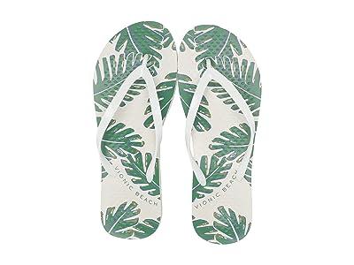 VIONIC Noosa Palm (White) Women