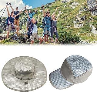 HXHA Protector Solar Cofre de enfriamiento a Prueba de Agua Sombrero,Protección Solar Refrescante Refrigeración Casquillo de Hielo en Verano al Aire Libre con UV Lo Mantiene Fresco y Saludable