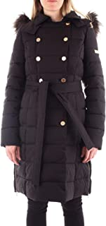 GUESS by Marciano Luxury Fashion Womens 94G3779213ZNERO Black Down Jacket   Fall Winter 19