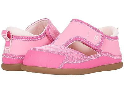 UGG Kids Delta Closed Toe Sandal (Toddler/Little Kid)