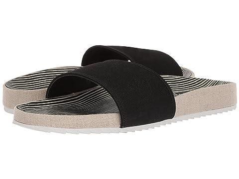 Dolce Vita Women's Sonia Slide Sandal, Navy Elastic, 7 M US