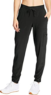 C9 Champion Pantalones de Entrenamiento Tejidos. Pantaln Deportivo para Mujer