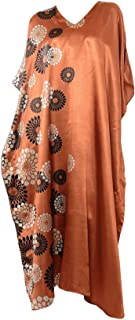 Satin Caftans Collection in Many Prints Choices