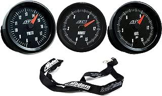 Best aem analog boost gauge Reviews