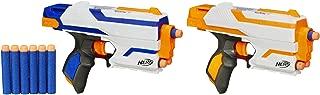 Nerf N-Strike Elite Sidestrike Blaster 2-Pack Nerf Guns with 12 Nerf Darts by Hasbro