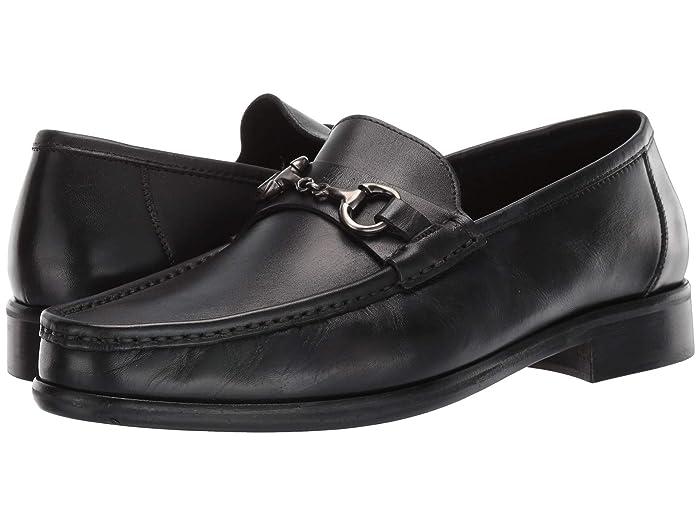 JandM Collection  Neilson Bit (Black) Mens Shoes