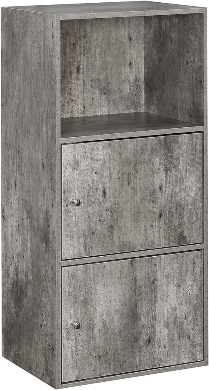 Ergode Xtra Storage 2 Shelf Door Cabinet Max Max 51% OFF 67% OFF with