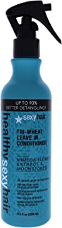Sexy Hair Healthy Sexy Hair Tri-Wheat Leave In Conditioner for Unisex 8.5 oz Hairspray