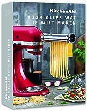 KitchenAid CCCB_NL Kookboek,