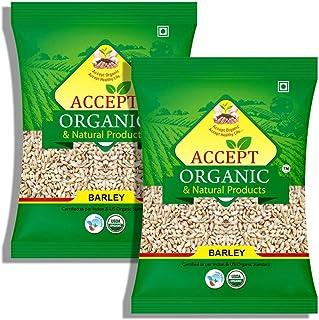 Organic Barley 1 KG Pack of 2