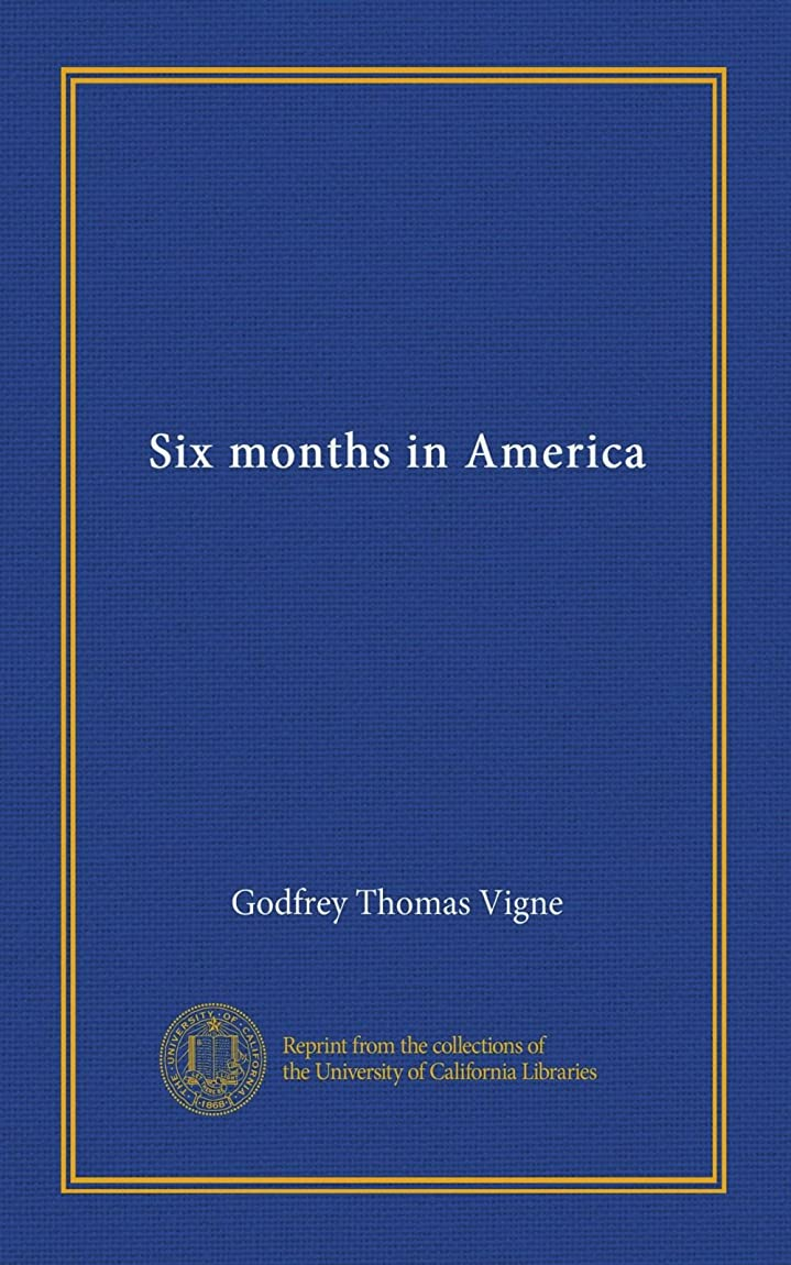 関与するブリード加速度Six months in America
