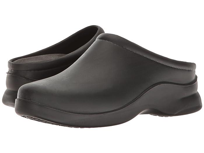 Klogs Footwear  Dusty (Black) Womens Clog Shoes
