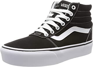 Vans Ward Hi Platfom Sk8 Ward Hi Lace Up