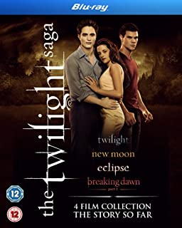 Twilight Saga Quad Pack