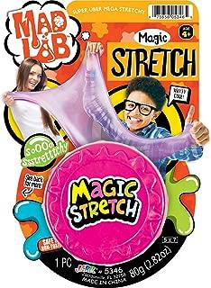 Ja-Ru Inc. Mad Lab Mega Stretchy Magic Stretch (Colors Vary)
