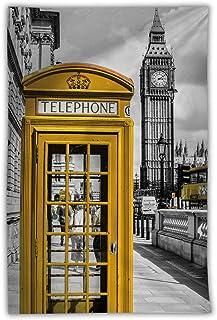 Bohemia Mandala Tapiz Cabina telefónica de oro europea y americana Colgar Pared Decoración Moda Estilo Tapicería Chic Indio Hipie Wall Tapices Decoración Dormitorio Sala Estar Tapestry T2658 100x75cm