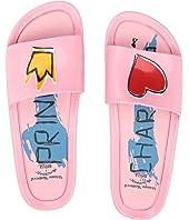 + Melissa Luxury Shoes - Vivienne Westwood Anglomania + Melissa Beach Slide II
