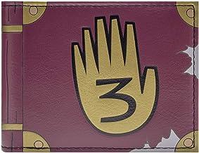 LevinArt Gravity Falls Journal3 Porte-cl/és Diepsloot Journal Logo Alloly Porte-cl/és Dur Retour Porte-cl/és Enfants Bijoux Cadeau