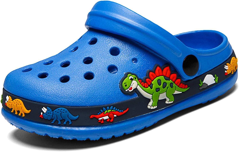YUKTOPA Max 85% OFF 100% quality warranty! Boys Girls Clogs Shoes Cartoon Slides Li Sandals Toddler