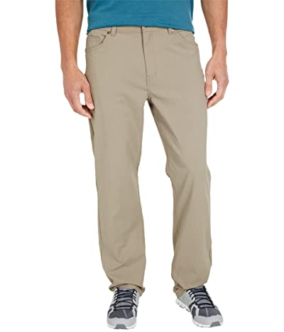 Toad&Co Rover Five-Pocket Lean Pants (Dark Chino) Men