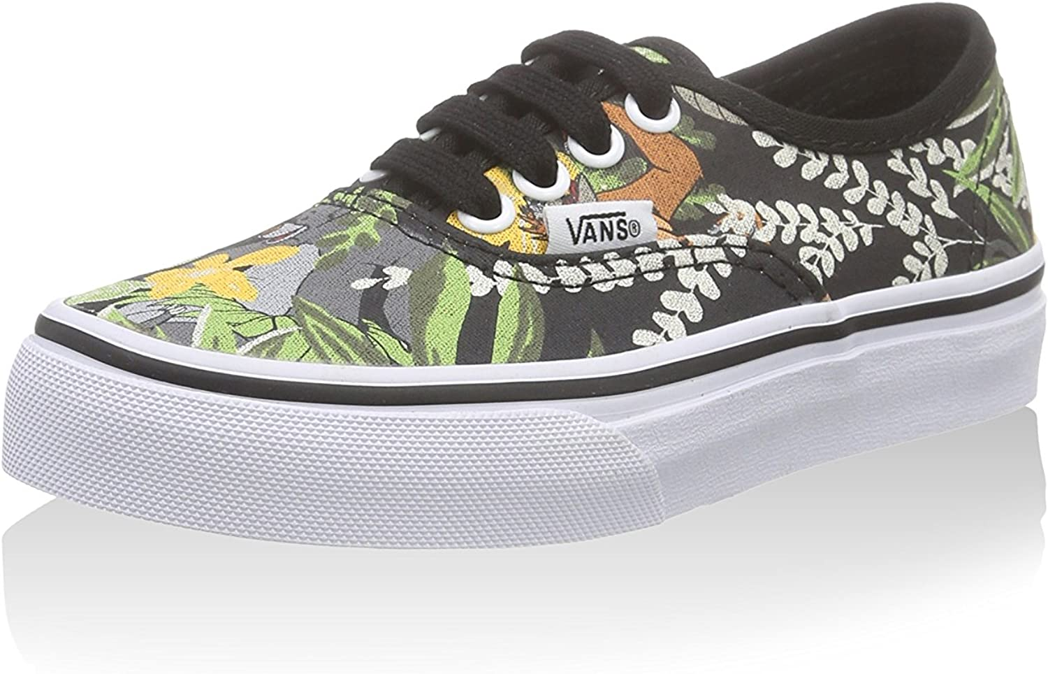 Vans Kid's Authentic shoes Disney The Jungle Fashion Sneakers