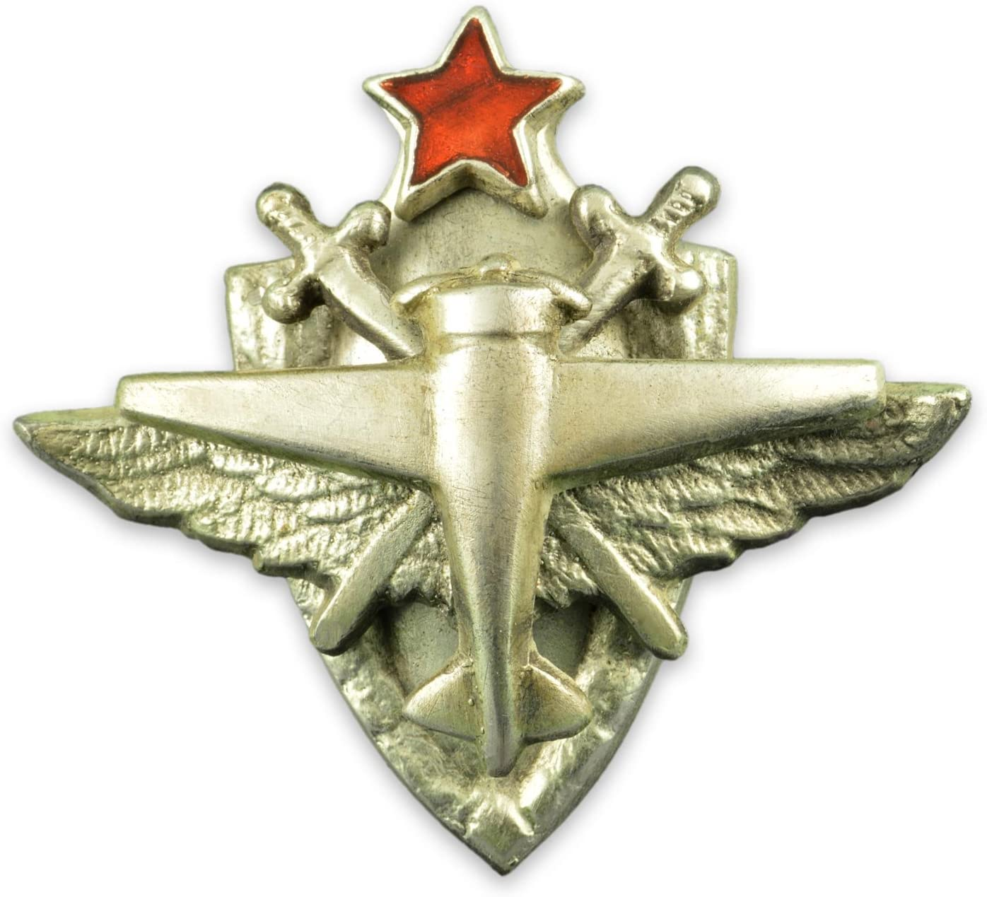 OrdersMedals USSR BadgeFor Pilots Bombing free shipping from Have Graduated who Ranking TOP11