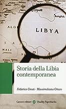 Scaricare Libri Storia della Libia contemporanea PDF